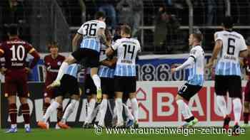 Überraschung im DFB-Pokal: 1860 München kegelt Schalke raus