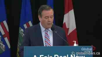 Premier Jason Kenney on Albertans voting to keep changing clocks twice a year