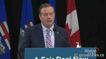 'This is a powerful statement': Kenney says Albertans demand equalization payment change