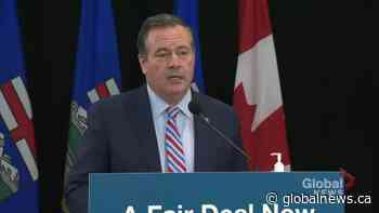 '62% of Albertans are demanding a fair deal': Kenney on equalization referendum vote results