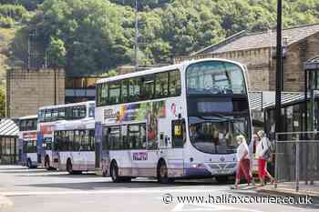 Bus travel throughout Calderdale will be FREE on Sunday - Halifax Courier