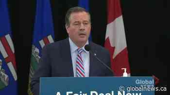 Premier Jason Kenney congratulates Alberta's 3 senate nominees