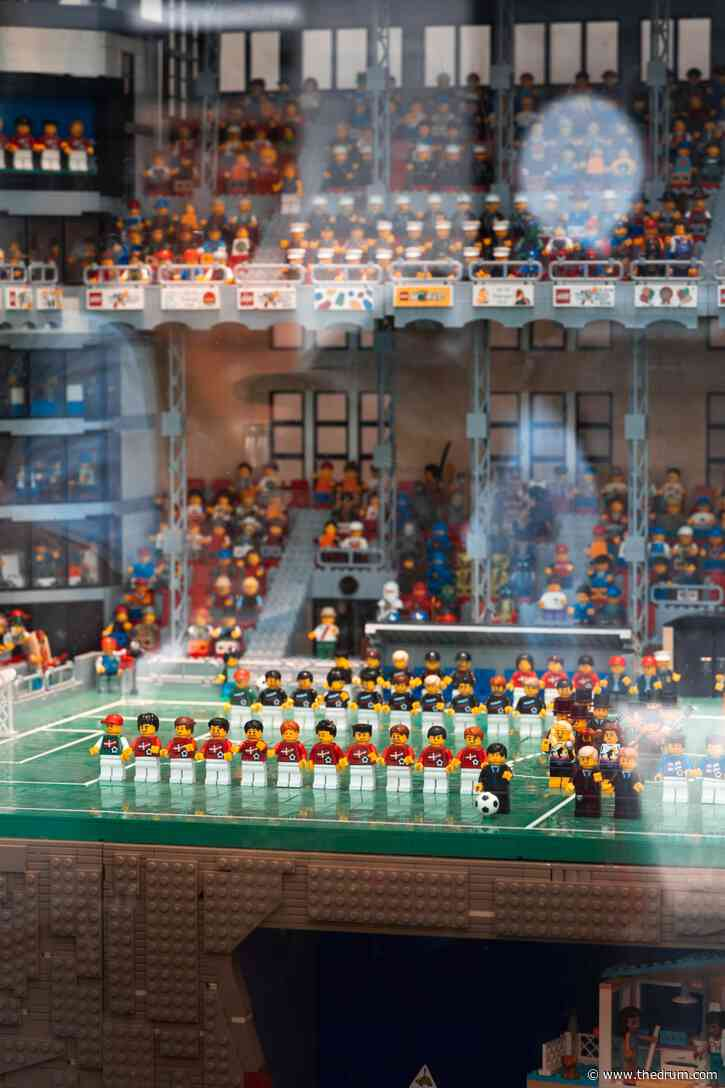 Lego, Pandora & Starling to sponsor women's Euro 2022 championship in England