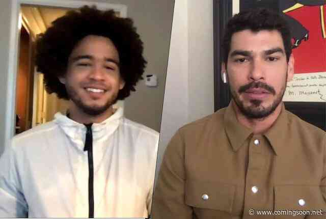 Night Teeth Interview: Jorge Lendeborg Jr. & Raúl Castillo Discuss Brotherly Bond