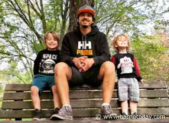 Already legendary with his kids, Barrie family wants to make it official (6 photos) - BarrieToday