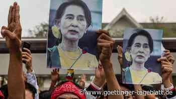 Prozess gegen De-Facto-Regierungschefin: Aung San Suu Kyi sagt erstmals in Prozess aus