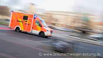 Mauerwerk klemmt 24-Jährigen in Braunschweig lebensbedrohlich ein