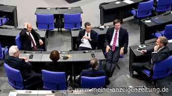 Ampel schlittert in den Ernst des Regierungslebens: Erklärung am Mittwoch - erste Pläne schon durchgesickert
