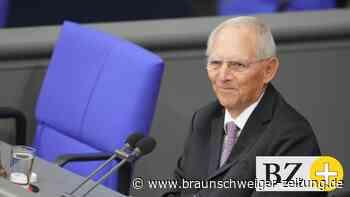 Wolfang Schäuble: Ein hochgeschätzter Mann – von gestern