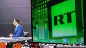 Britisches Gericht bestätigt hohe Geldstrafe für russischen Staatssender RT