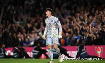 Kepa and Reece James are Chelsea's penalty shootout heroes AGAIN as Blues beat Southampton