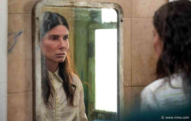 Sandra Bullock is an ex-con in first trailer for Netflix's 'The Unforgivable'