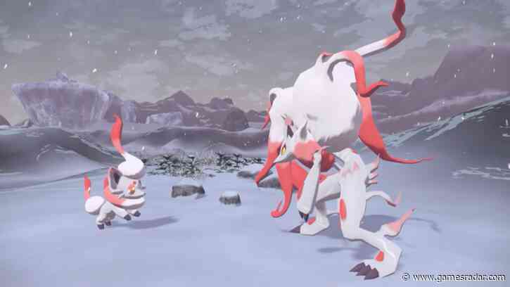 Pokemon Legends Arceus' cute new Pokemon was born out of spite and shoots pure hatred