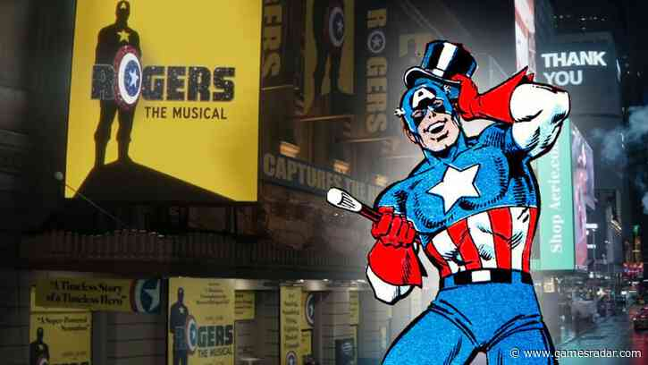 Rogers, the Musical? How a real-life Captain America Broadway musical almost happened in the '80s