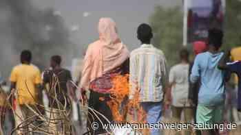 EU droht Putschisten imSudan mit Abdrehen des Geldhahns