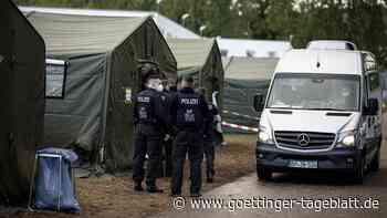 Belarus-Route: Die Zelte an der Oder haben ausgedient