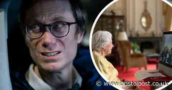 Stephen Merchant baits Twitter with comment about The Queen watching The Outlaws