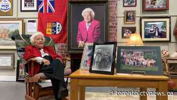 'She's still one of us': New exhibit pays tribute to Mississauga's longest-serving mayor
