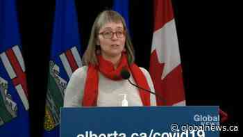 Number of active COVID-19 cases in Alberta continue to drop but 12 more deaths recorded