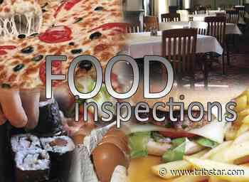 Food Inspections Oct. 11-Oct. 23, 2021   Food   tribstar.com - Terre Haute Tribune Star