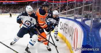 Edmonton Oilers' Evan Bouchard putting lessons into action