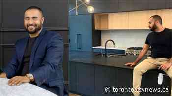 This 36-year-old Toronto man owns 17 homes but here's why he thinks that's a problem