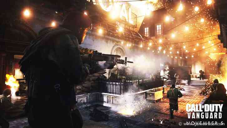 """Call of Duty: Vanguard's file size will be """"significantly"""" smaller than earlier games in the series"""