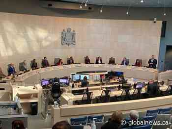New council sworn in at Edmonton City Hall