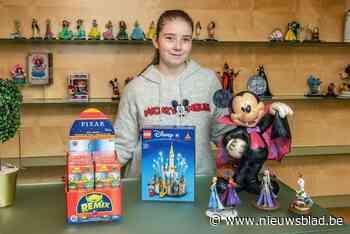 """Jaimely (21) opent Disneywinkel: """"Voor jong én oud, iedereen is fan van Disney"""""""
