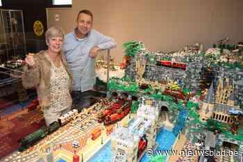 Eerste Lego-museum van België opent in Leut