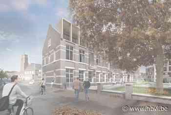 Woonproject met meer dan 200 woningen op site van 'vakschool'