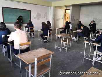 """En Boconó comienzan actividades escolares """"Amo a mi escuela, volvamos a ella"""" - Diario de Los Andes"""