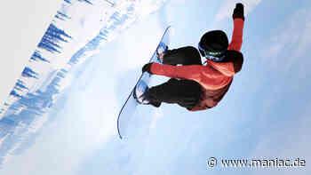 Shredders - Snowboard-Spaß verspätet sich – MANIAC.de - MANIAC.de