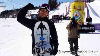 Snowboard: Leon Vockensperger und Annika Morgan lösen Olympia-Ticket - chiemgau24.de