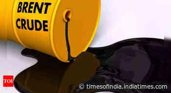 Brent crude oil price may hit $110 next yr: Goldman