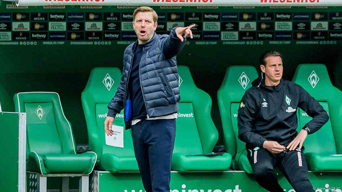 Neo-Coach Kohfeldt soll Wolfsburg aus Krise führen - oe24