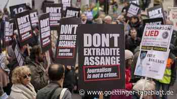 Gericht verhandelt erneut über Auslieferung: Was passiert mit Julian Assange?