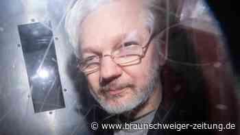 Londoner Gericht verhandelt über Auslieferung von Assange