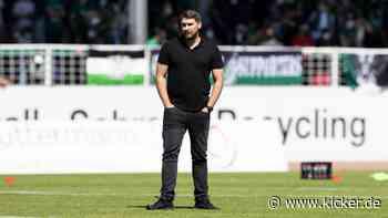 Nach nicht einmal vier Monaten: Helmes als Aachen-Trainer entlassen - kicker
