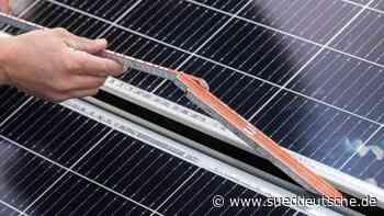 Große Solaranlage auf Aachener Finanzzentrum eröffnet - Süddeutsche Zeitung
