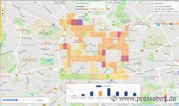 Erhebung mobiler Luftqualitätsdaten in Echtzeit, FIR an der RWTH Aachen, Pressemitteilung - PresseBox