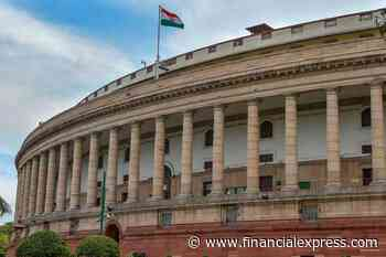 Winter session from November 29: Two crucial financial Bills on agenda