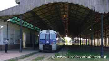 Tren Santa Fe-Santo Tomé: se reúne la comisión que hará el estudio de factibilidad - Aire de Santa Fe