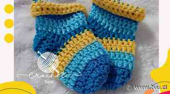 Generación de emprendedoras tejen a crochet en Tomé - TVU