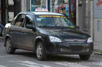 Taxista asaltado en Santo Tomé - El Litoral