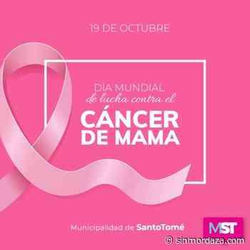 En Santo Tomé se conmemorará el Día de la Lucha Contra el Cáncer de Mama - Sin Mordaza
