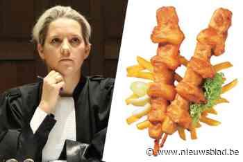 """""""Mij zie je op zondag geen frieten eten."""" Advocate Nina Van Eeckhaut blijft vader Piet eeuwig trouw"""