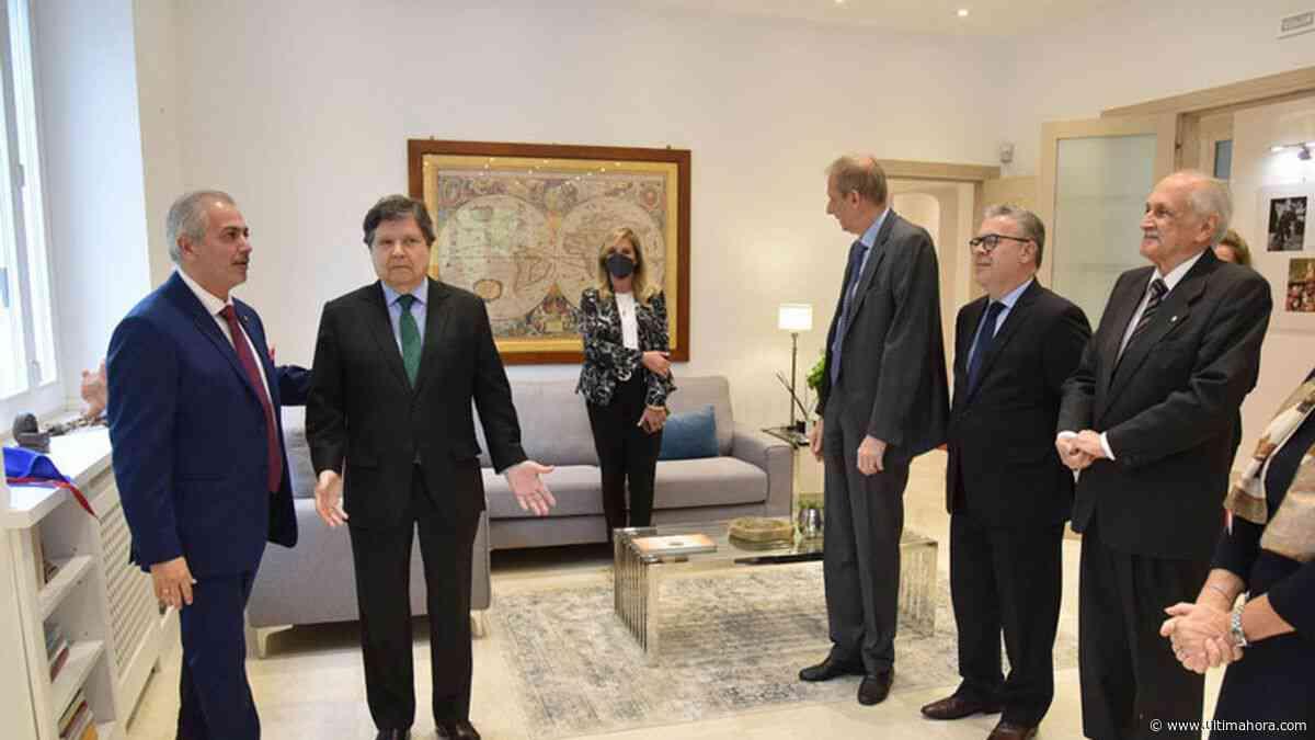 Embajada del país en Italia funciona en una nueva sede - ÚltimaHora.com
