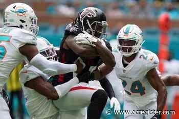Live updates: Atlanta Falcons 30, Miami Dolphins 28 (FINAL)