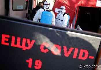 Bulgaria hits record high daily coronavirus cases, hospitals stretched - KFGO News